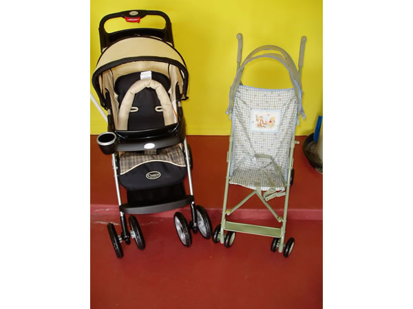 Florida Villa Baby Equipment